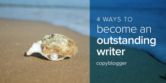 4 ways to become an outstanding writer