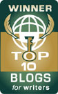 Top 10 Blogs for Writers 2008